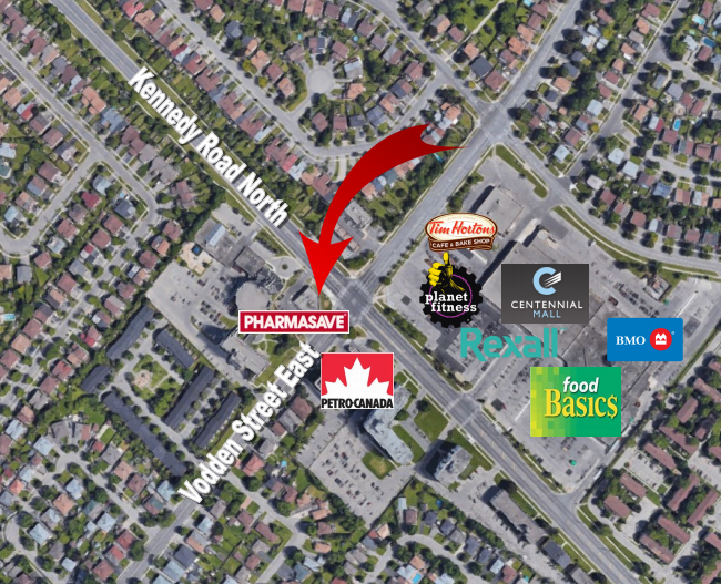 131 KENNEDY ROAD BRAMPTON ONTARIO FOR LEASE Core Consultants Realty